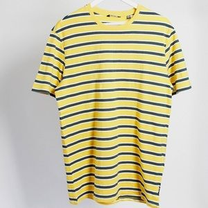 ASOS Only & Sons men's vertical striped tee NWOT